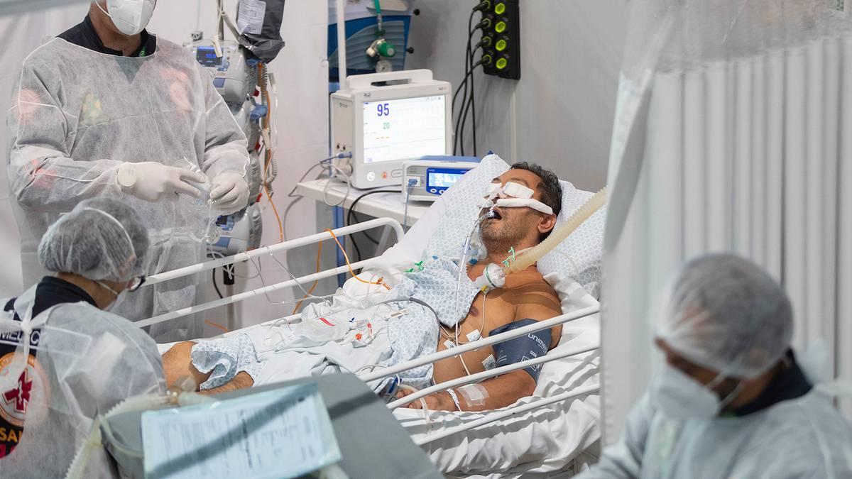 Brazil battling world's worst coronavirus outbreak as 'mutant' strain spreads - NZ Herald