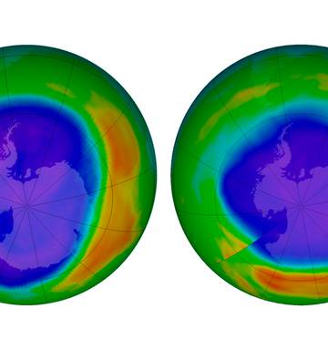 More protection: UN says Earth's ozone layer is healing - NZ Herald