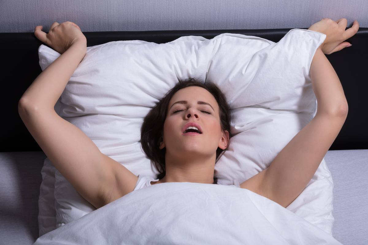 New Study Reveals Average Time For A Woman To Orgasm - Nz Herald-9145