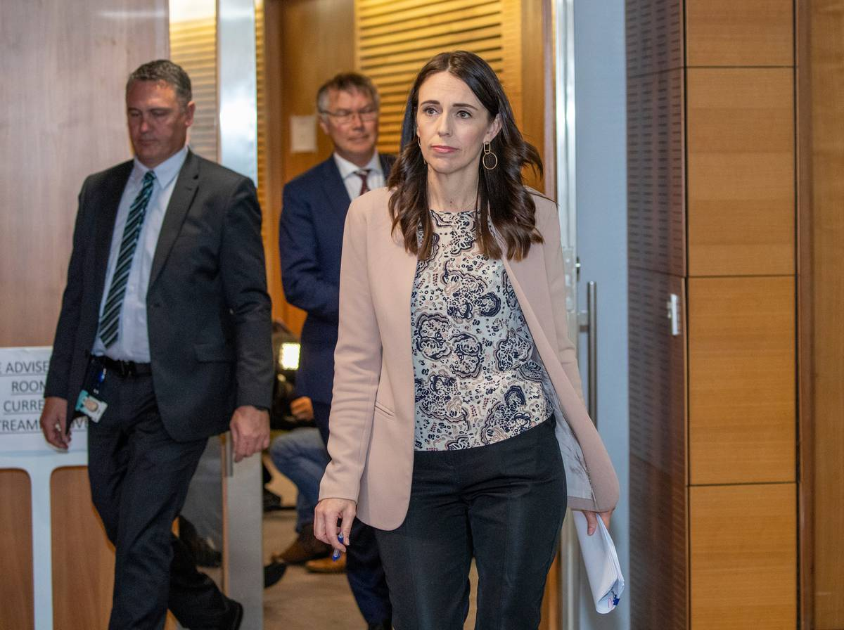 Covid 19 coronavirus: Two new cases, Jacinda Ardern admits check system 'failure'