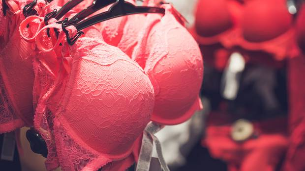 Lee Suckling explains why we shouldn't be wasting money on lingerie. Photo / Getty Images