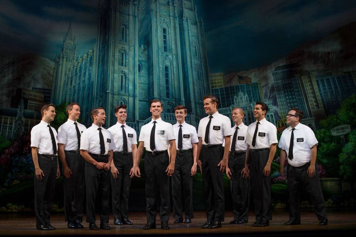 The Book of Mormon: South Park subversives hit global stage - NZ Herald