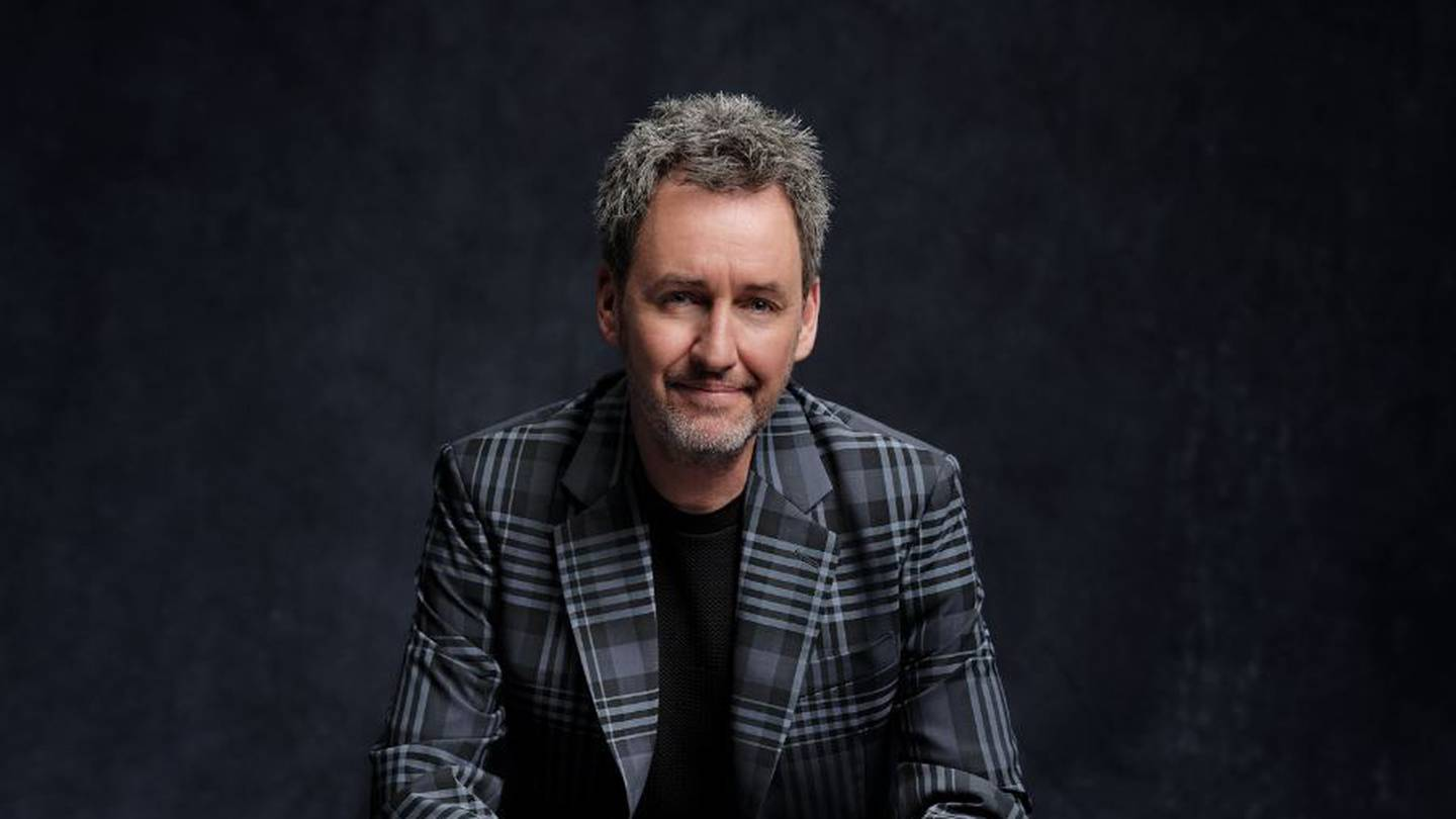 Newstalk ZB broadcaster Mike Hosking continued his hold the breakfast slot. Photo / NZME