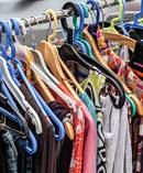 Clothing banks are finding it hard to keep up with amount of clothing being donated. Photo / 123RF