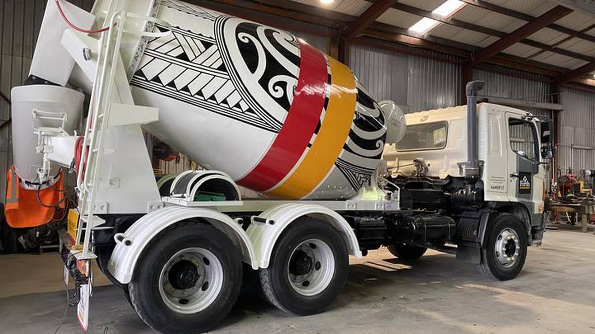 Fletcher Building slammed for flawed Māori design on truck - NZ Herald
