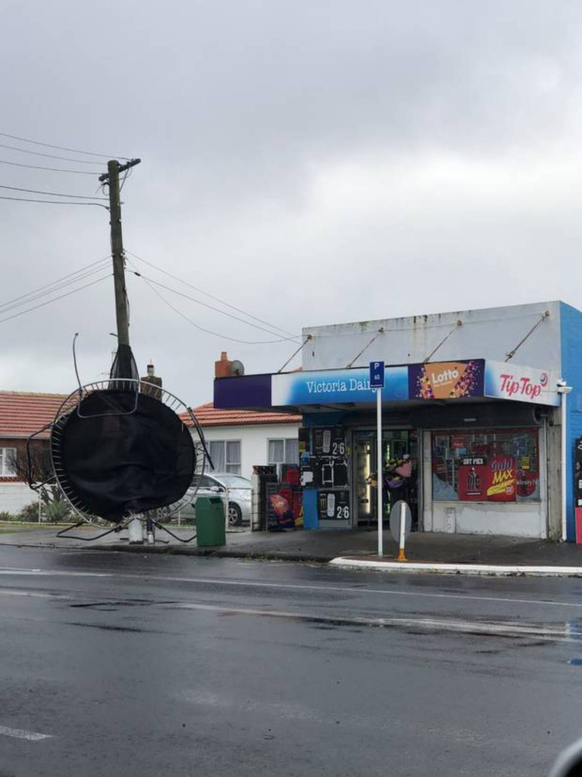 Explained: How Auckland's tornado today stacked up in NZ twister context