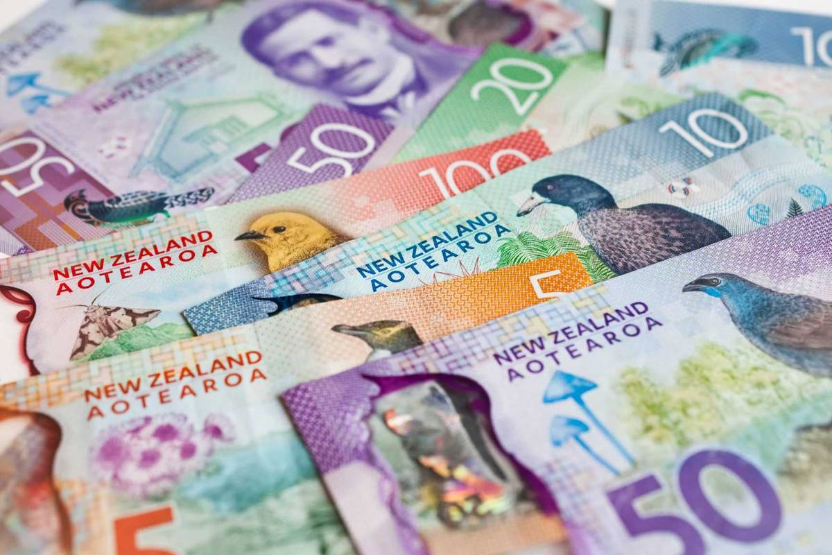 NZ dollar rises with equities markets, boosted by positive export data