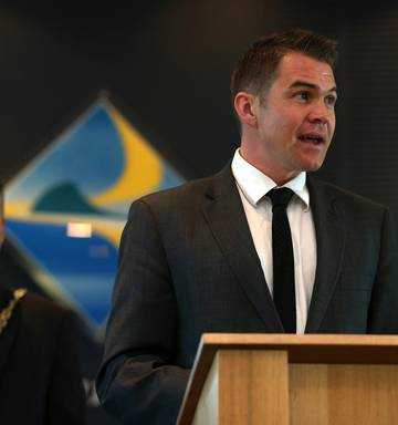 Tauranga Chamber of Commerce new chief 'really excited' by