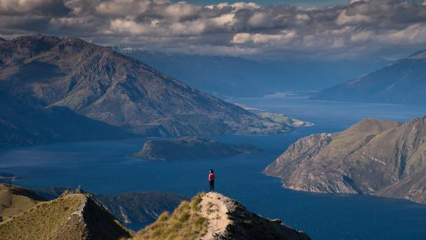 Roys Peak sees 64,000 visitors a year. Photo / Getty Images