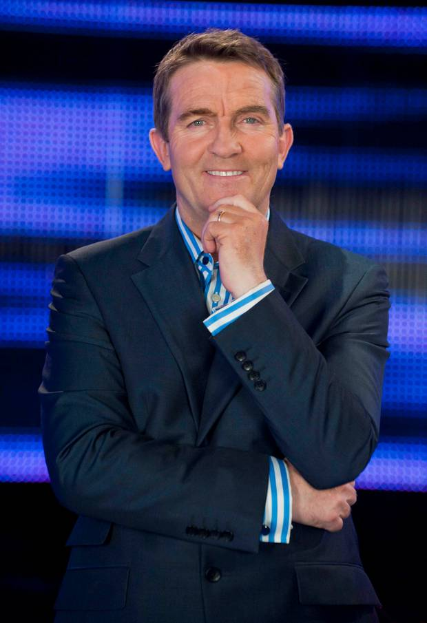 The Chase and The Family Chase host Bradley Walsh. Photo / Supplied