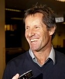 Robbie Deans. Photo :NZPA / Martin Hunter