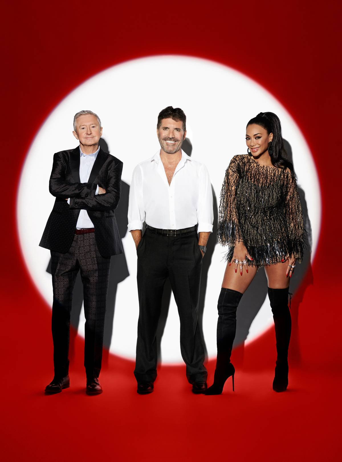 Kiwi Brendan Cole and The Vixen from The Chase among karaoke kings and queens lining up for X Factor: Celebrity