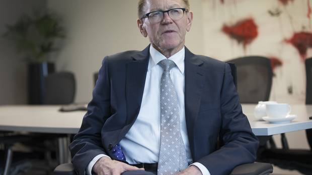 Rob Camerons Signature Contribution Was His Chairmanship Of The Capital Markets Taskforce