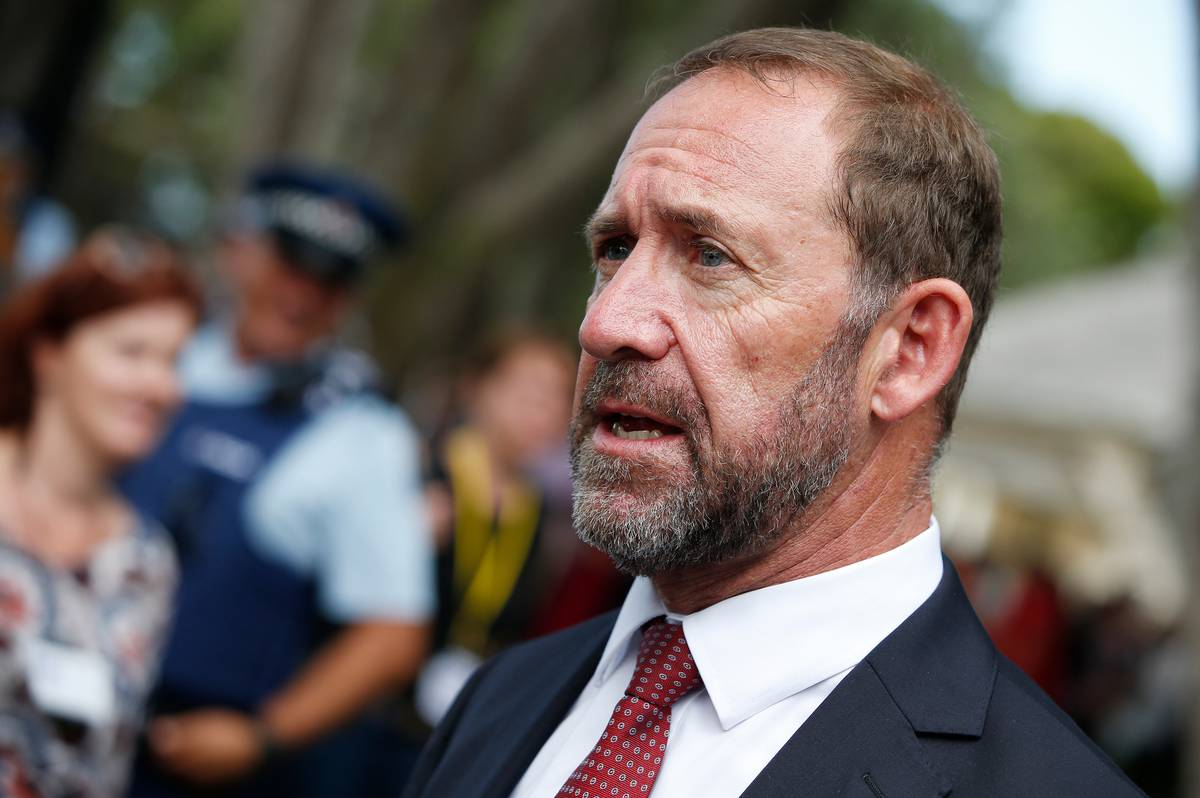 Justice Minister Andrew Little tells Black Lives Matter movement at Parliament 'we've got to change'