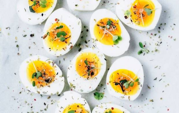 Eggs really pack a punch if you're looking for a quick energy boost. Photo / Getty Images