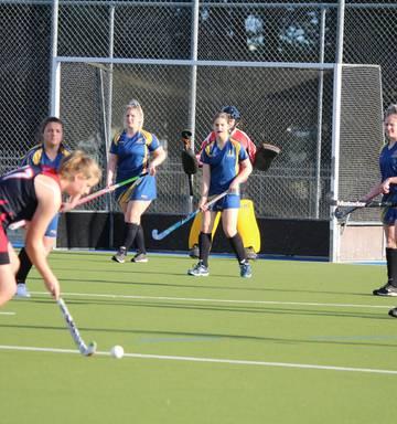 Hockey: Whanganui High School 1st X1 boys lack polish in