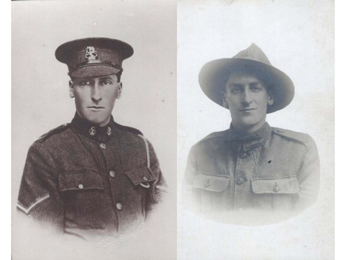 WWI commemorations: Brothers in arms - NZ Herald