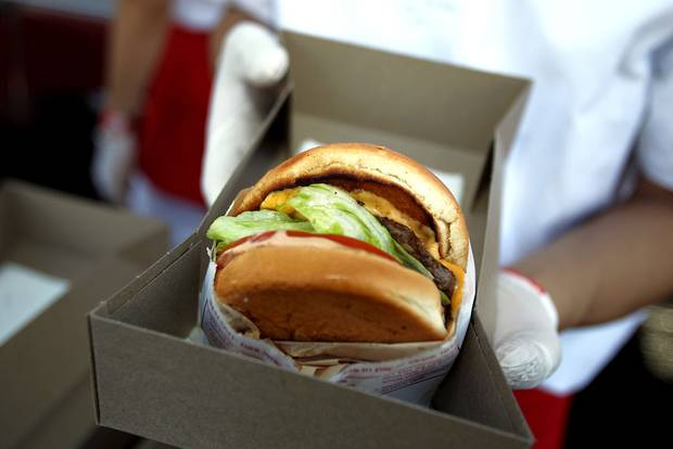 In-N-Out could be one of the retailers set to open in Commercial Bay this year. Photo / Getty Images