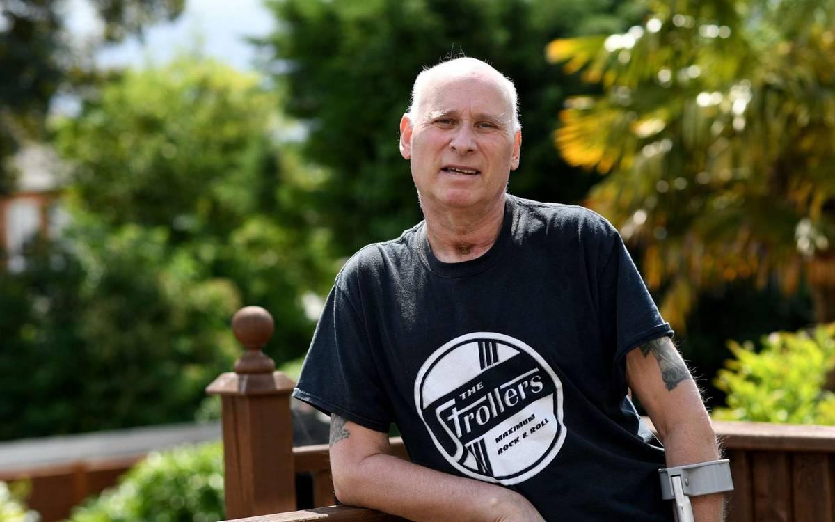 Covid 19 coronavirus: 'I spent 63 days on a ventilator, I'm lucky to be here'