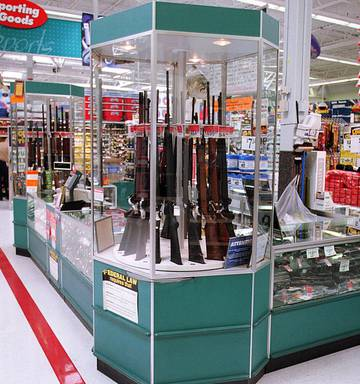Walmart will stop selling some ammunition and exit the