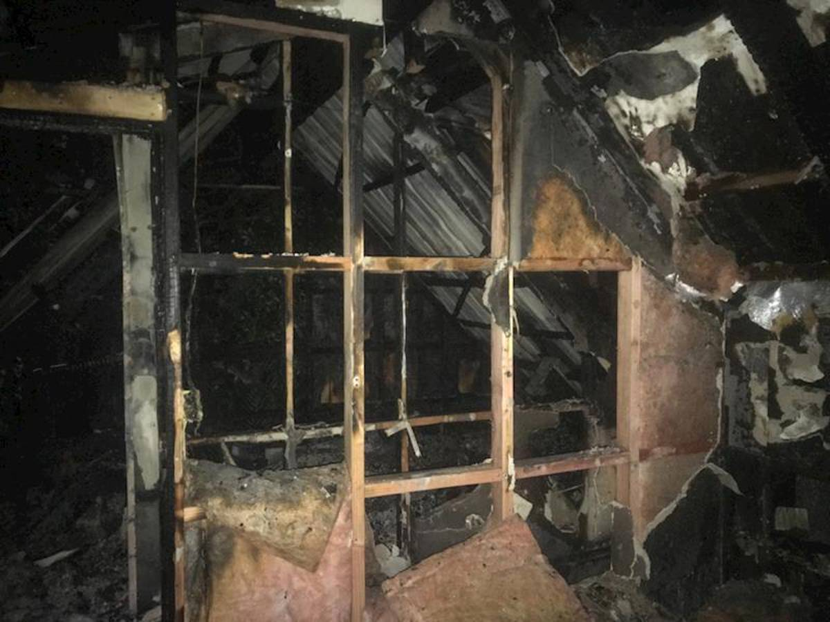 muriwai-mother-of-two-loses-possessions-in-house-fire