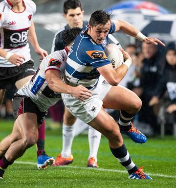 Mitre 10 Cup: Auckland held to 28-28 draw by North Harbour in