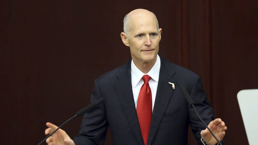 Rick Scott announces support for new legislation, funding to fight opioid crisis