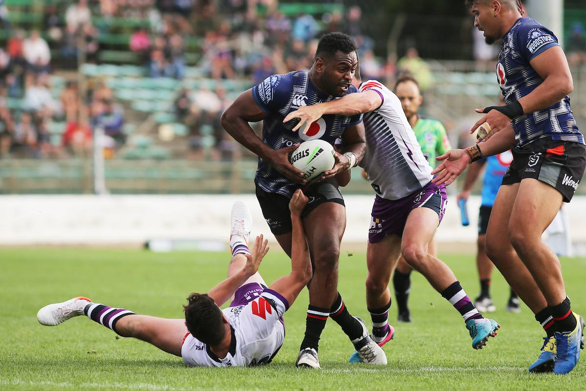 Rugby league: Mixed bag for Warriors in NRL trial match loss to Storm