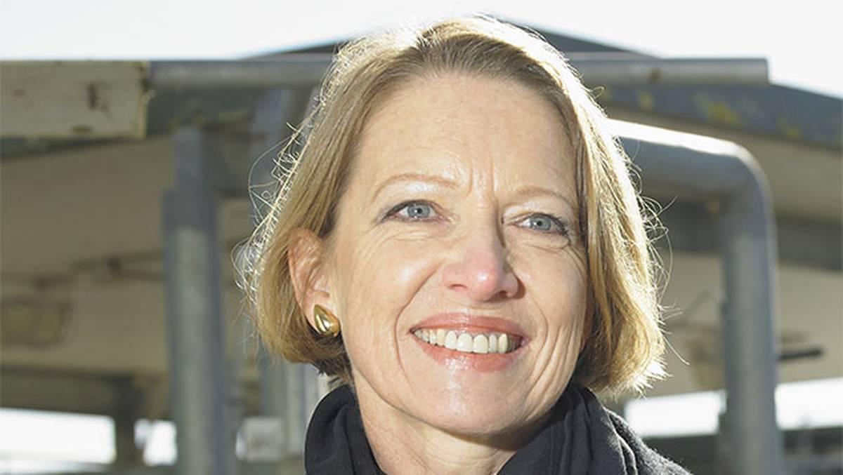 Jamie Mackay interviews Dr Jacqueline Rowarth