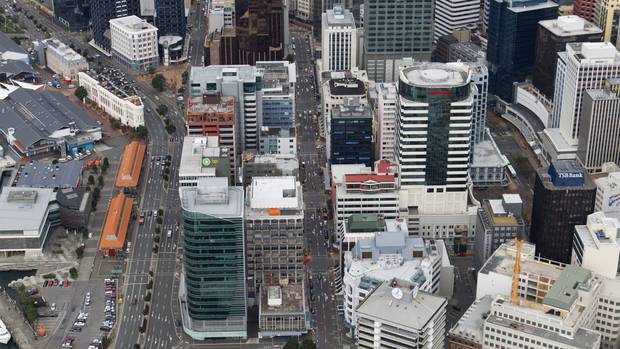 Tall Wellington Towers Would Have Swung And Swayed Last Night