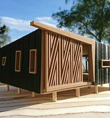 Pre Fab Maori Style House Scheme Launched Traditional Weaving