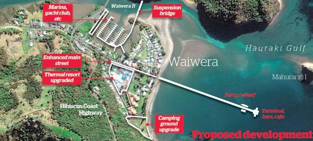 Waiwera enigma: Slip sliding away - NZ Herald