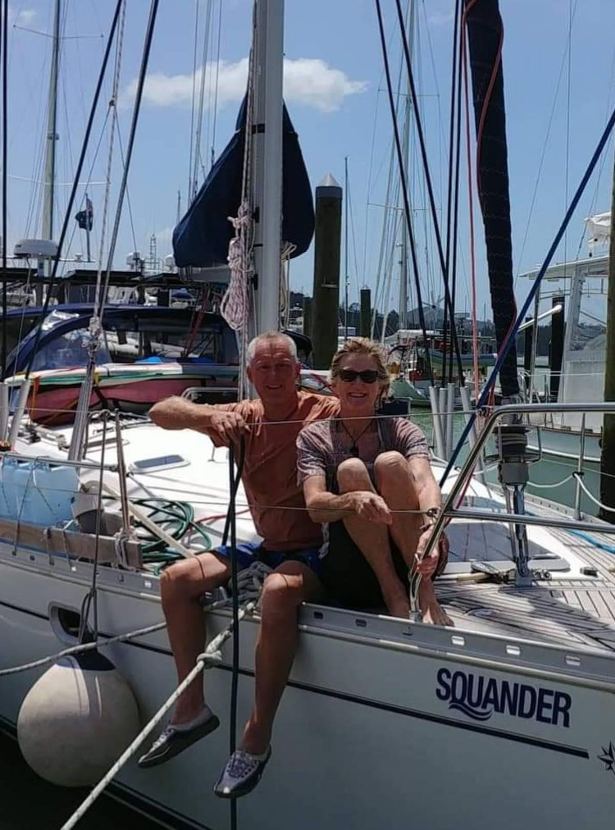 Terror at sea: Yachtie describes harrowing three-day Pacific Ocean ordeal
