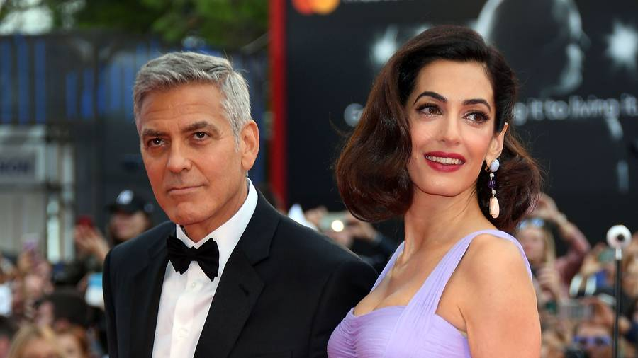 Why George and Amal Clooney didn't give their twins weird names