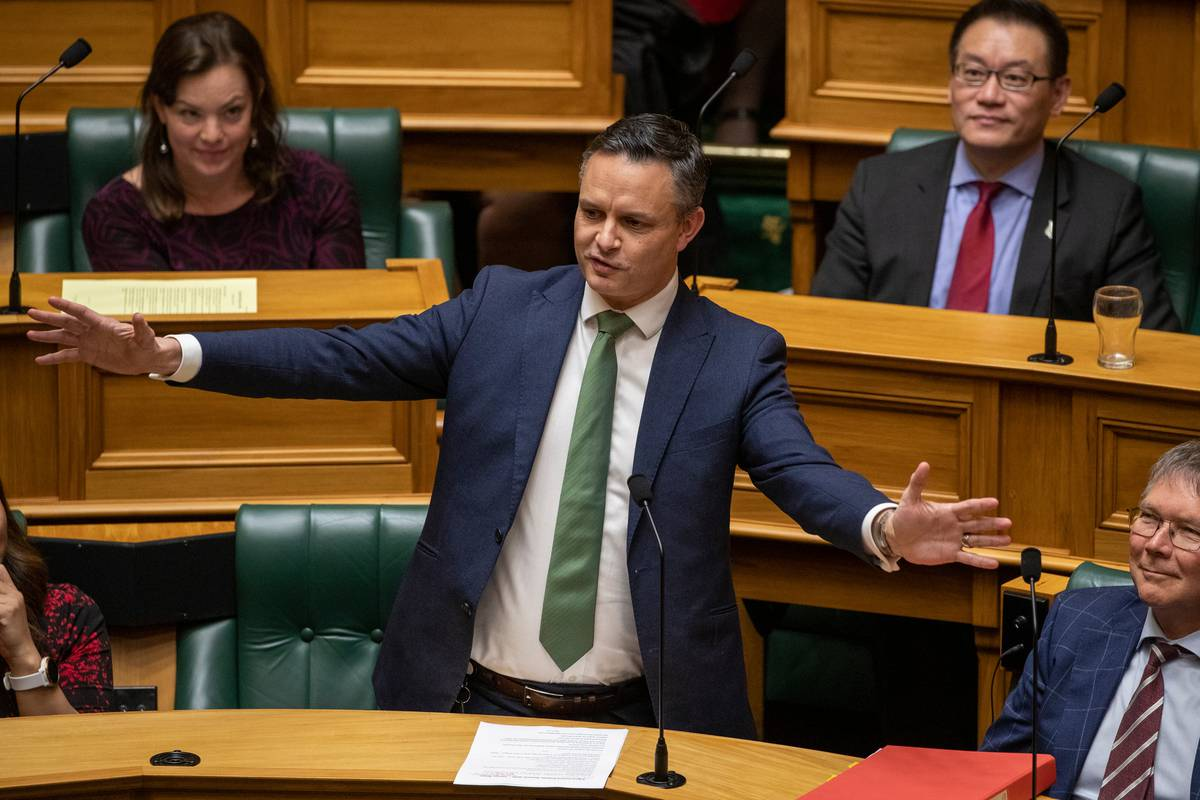 Election 2020: Greens co-leader James Shaw jokes about NZ First's Winston Peters