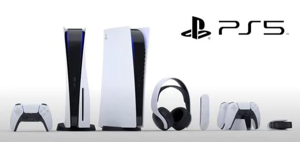 The PS5 and some of its accessories. Photo / Supplied