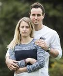 Auckland primary school teacher Natasha Jones, 25, and partner physiotherapist Adam Herbison, 26, are leaving Auckland due to the cost of housing. File photo
