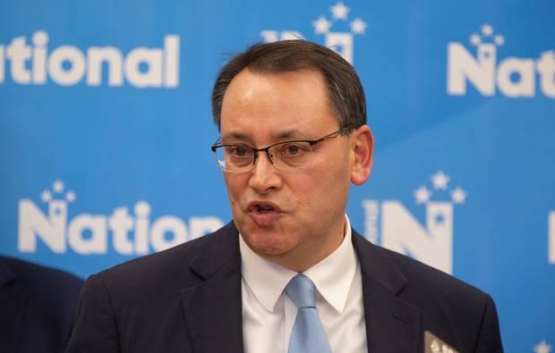 Whangarei MP Shane Reti. Photo / Mark Mitchell