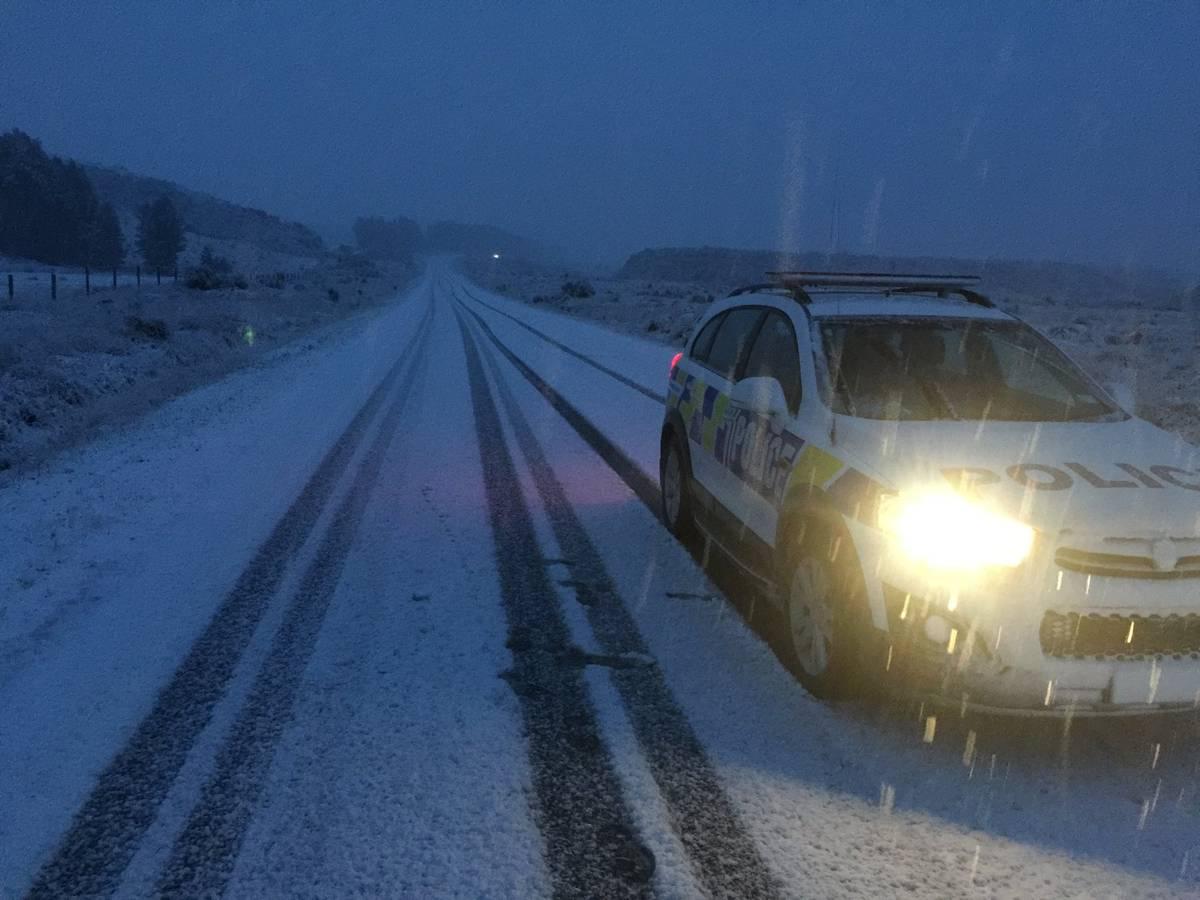 Wild Weather: A Taste of the Winter: 9500 Lightnings, Snow