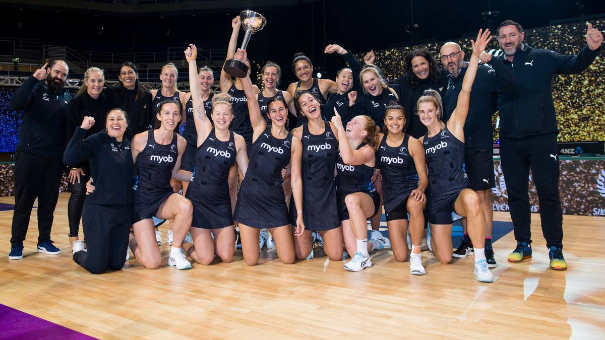 Netball: Silver Ferns clinch Constellation Cup with thrilling comeback win over Australia