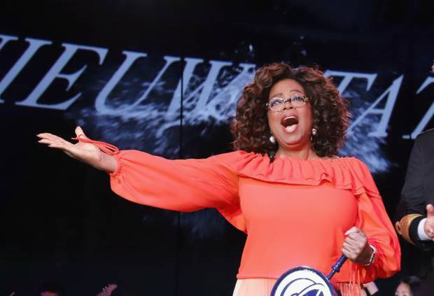Oprah has expressed her grief over the death of George Floyd. Photo / Getty Images