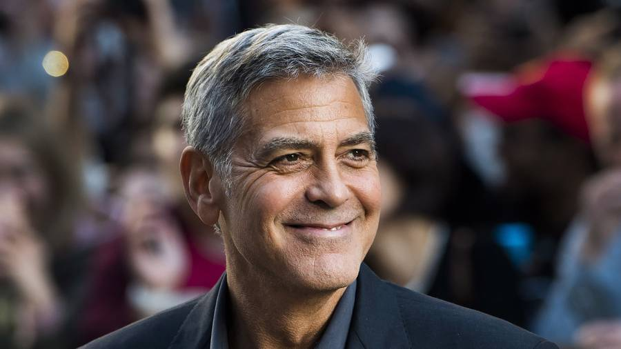 George Clooney once gave suitcases full of cash to 14 different friends