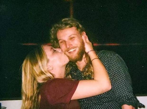 Victims Chynna Deese and Lucas Fowler. Photo / Supplied