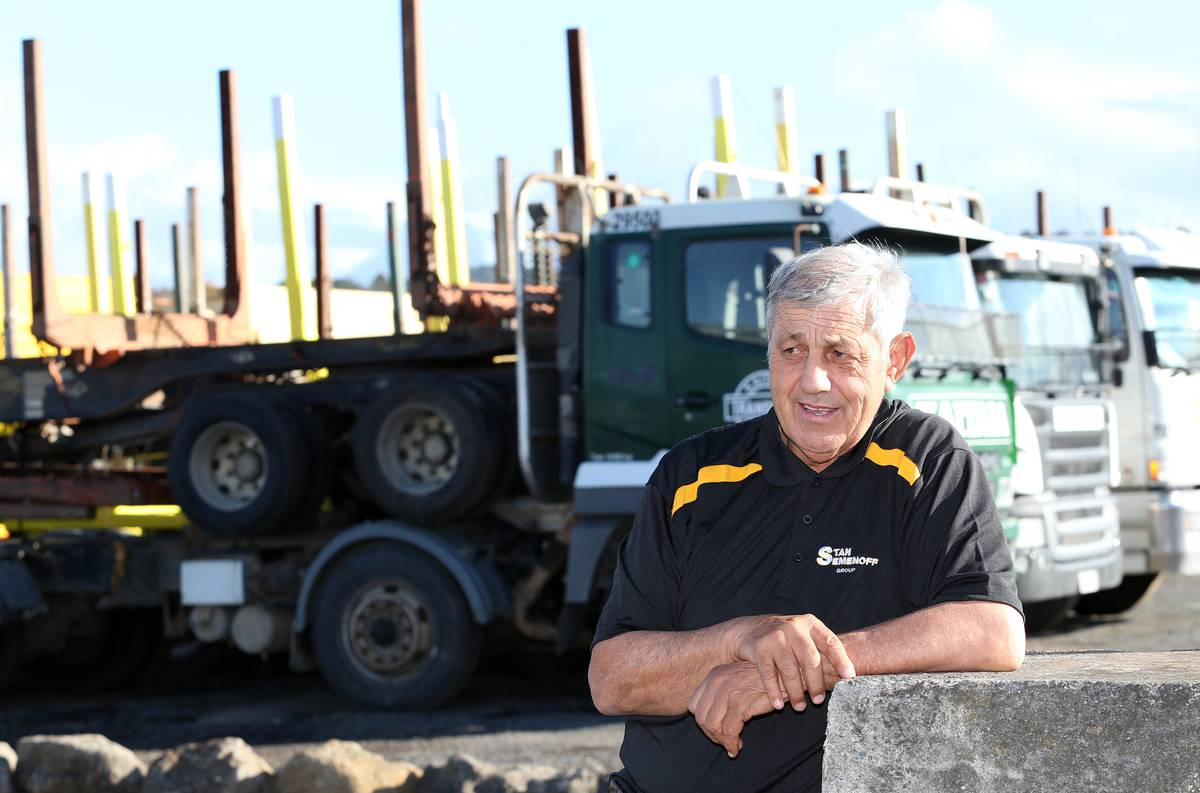 Northland trucking company owes $532,878 unpaid road user charges