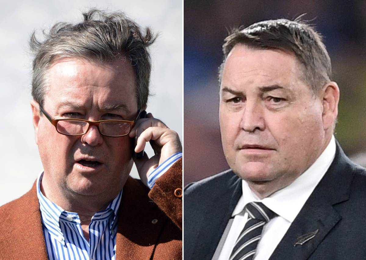 Rugby: Ex-Aussie rugby boss John O'Neill hits back at Steve Hansen's 'absurd' claims