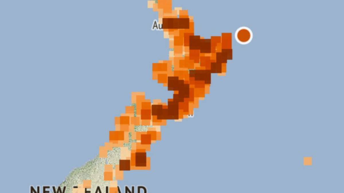 Earthquake swarm: More than 140 quakes of magnitude 4 or greater recorded since Friday