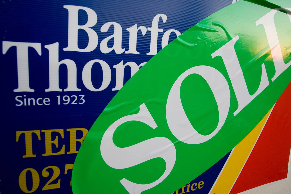 What Barfoot & Thompson revealed on July sales: median prices down, volumes up