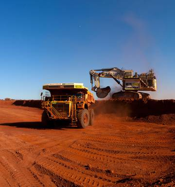 Todd Corporation behind $5 9b mining project in Western Australia