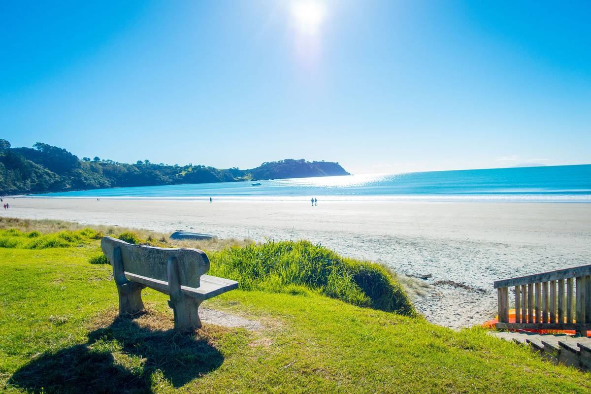 Waiheke Island guests arrive with $80,000 'free' money to spend