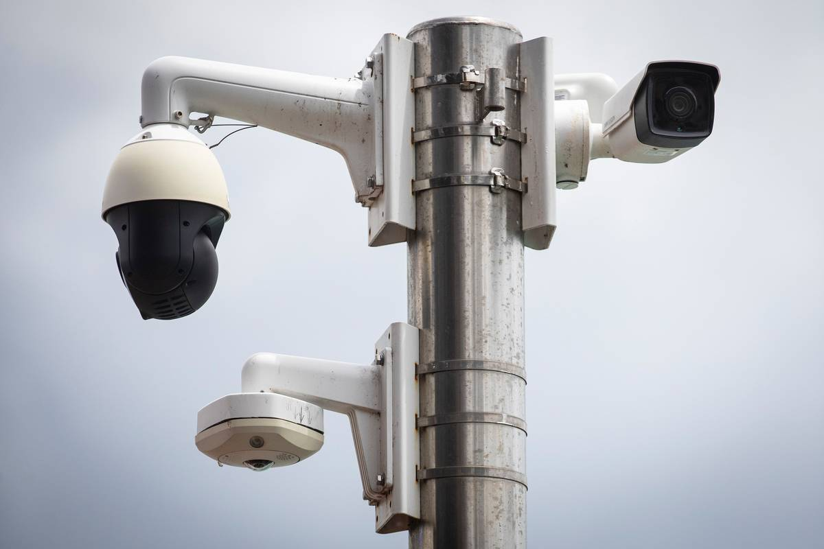 How Covid 19 research funding is helping police track people with CCTV
